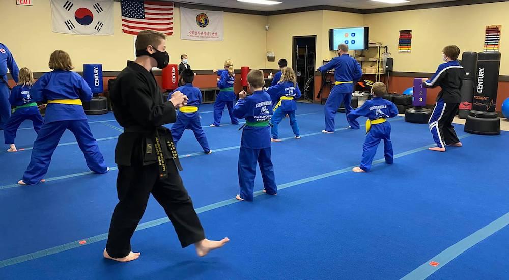 Kids Martial Arts near Ankeny