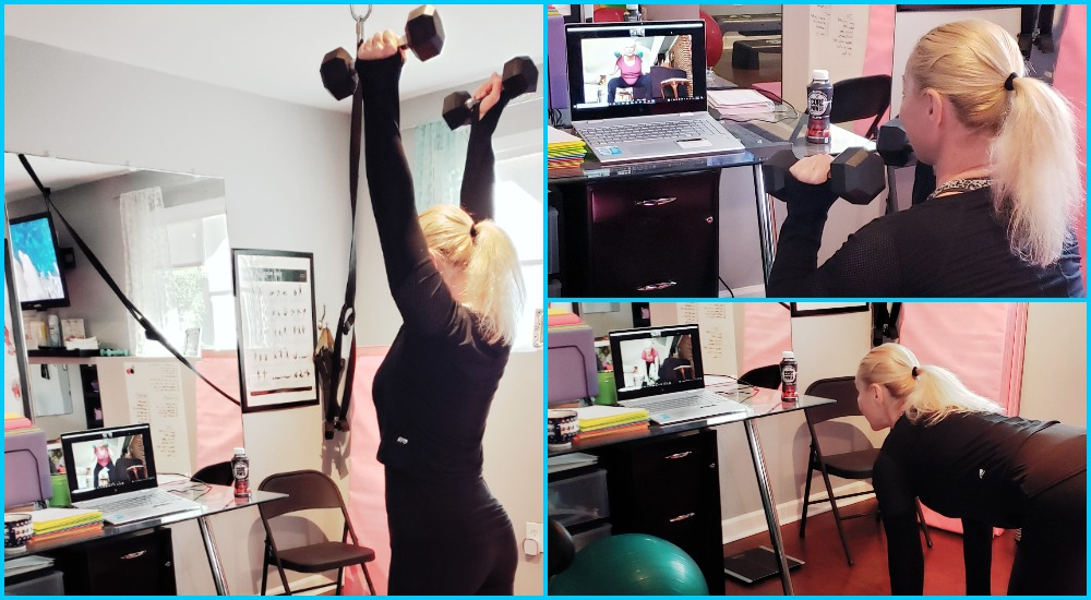 Virtual Personal Training near Arlington