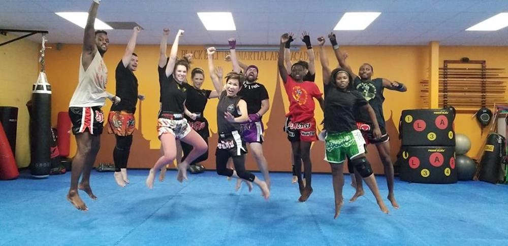 Muay Thai near Charlotte