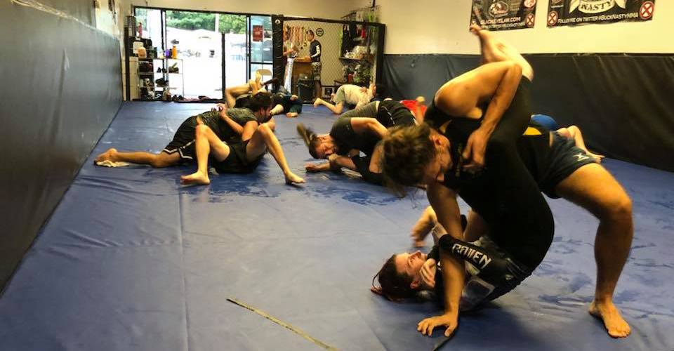 Asheville Brazilian Jiu Jitsu Classes - Rogue Combat Club