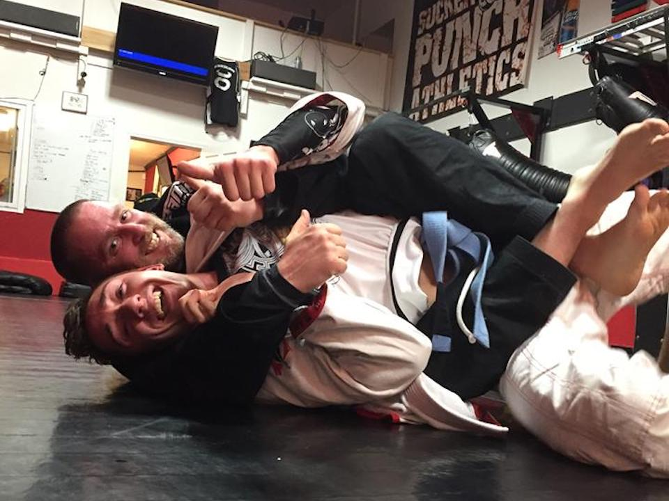 Jiu Jitsu Classes and Jiu Jitsu Lessons - Plaistow - New