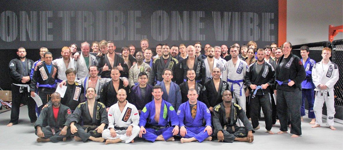 Buford Brazilian Jiu-Jitsu - Straight Blast Gym Buford
