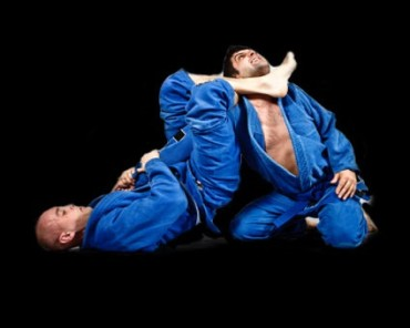 Brazilian Jiu Jitsu Training