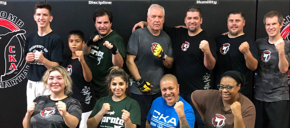 Karate Classes near Fontana