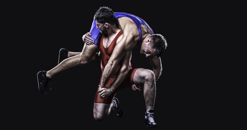 Wrestling near North Lauderdale