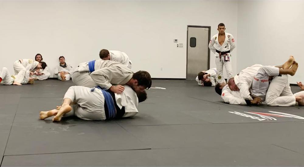 Brazilian Jiu Jitsu near Charleston