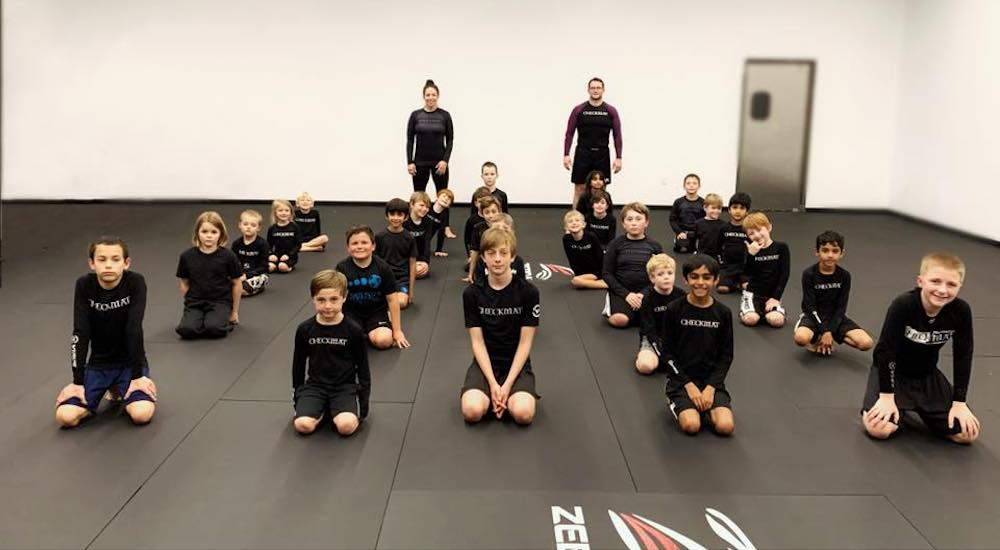 Kids Martial Arts near Charleston
