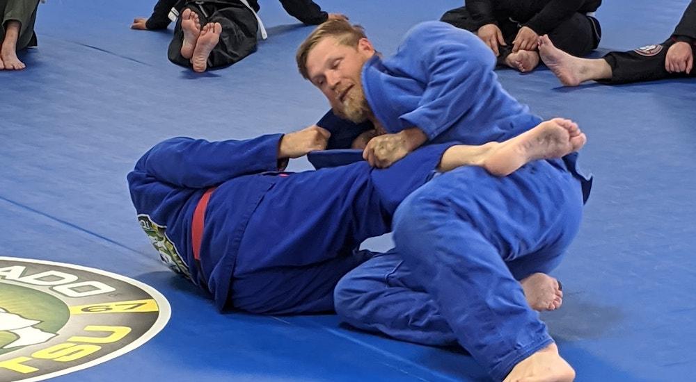 Brazilian Jiu Jitsu near Dickinson