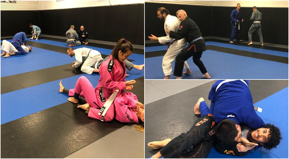 Brazilian Jiu Jitsu near Waterford