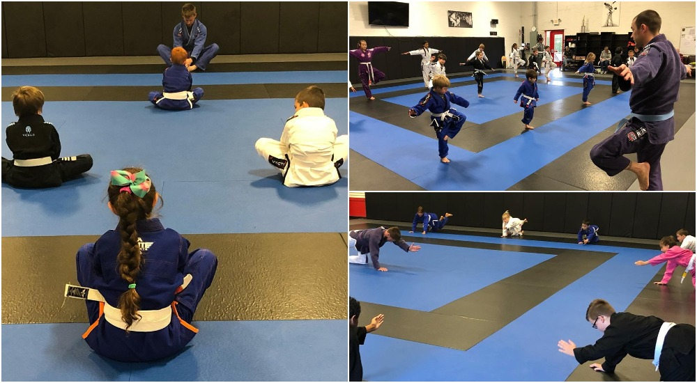 Kids Jiu Jitsu near Waterford