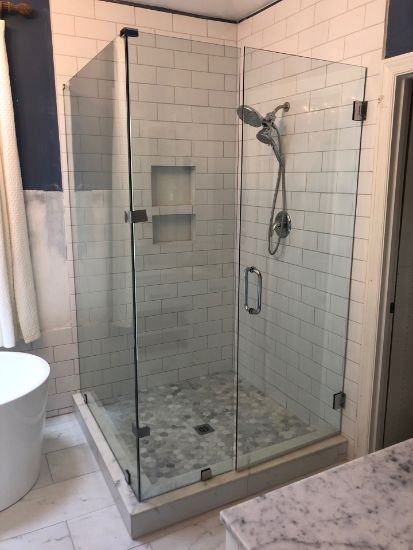 Frameless Shower Doors near Atlanta