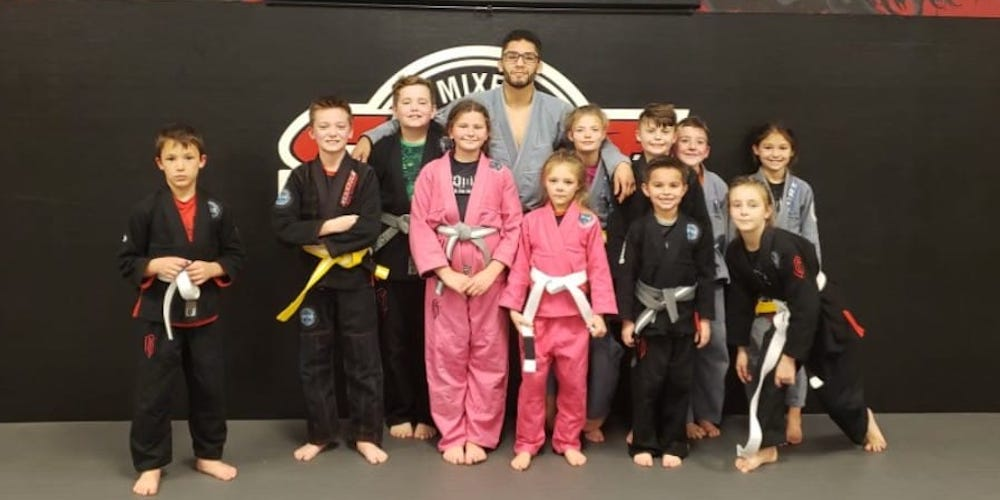 Kids Martial Arts near Haslet