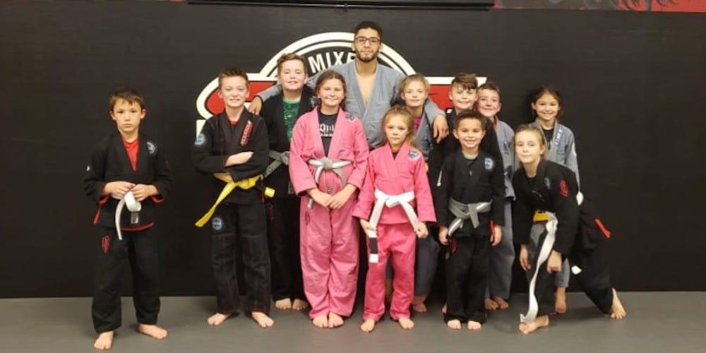 Kids Martial Arts near Haslet