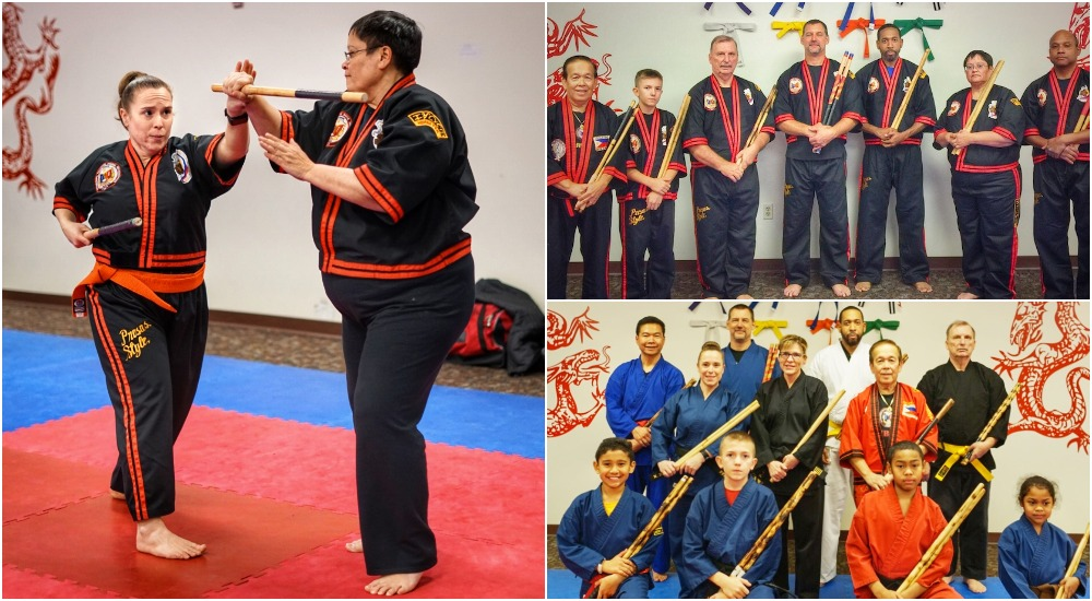 Filipino Martial Arts near Middleton