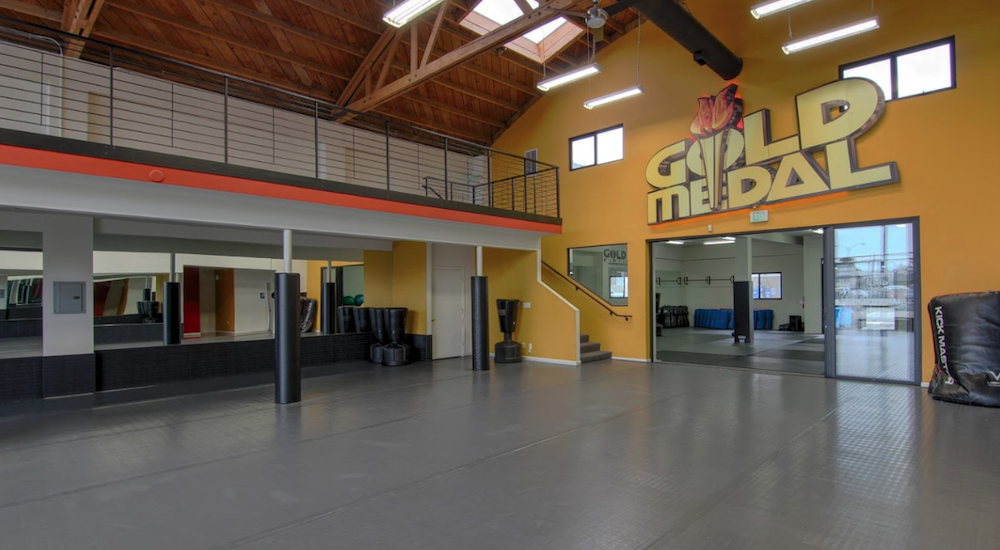 Athletic Training near Belmont