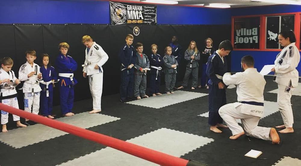Kids Martial Arts near Petal