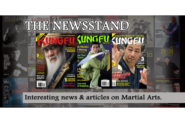 The News Stand - February, 2021
