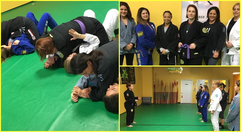 Brazilian Jiu Jitsu near Katy