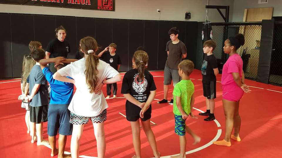 Kids Martial arts in Gonzales and Prairieville