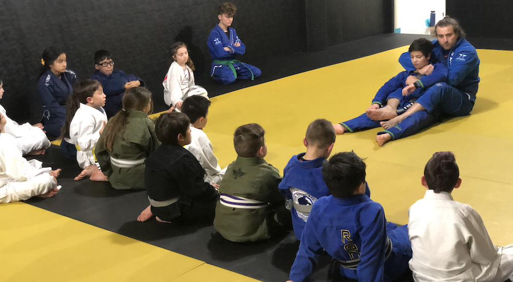Kids Martial Arts in Denville