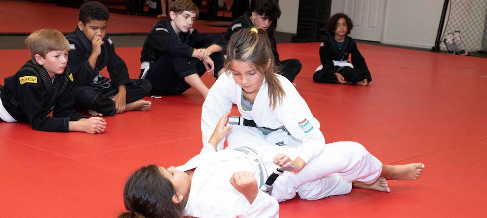 Kids Martial Arts classes in Wilmington