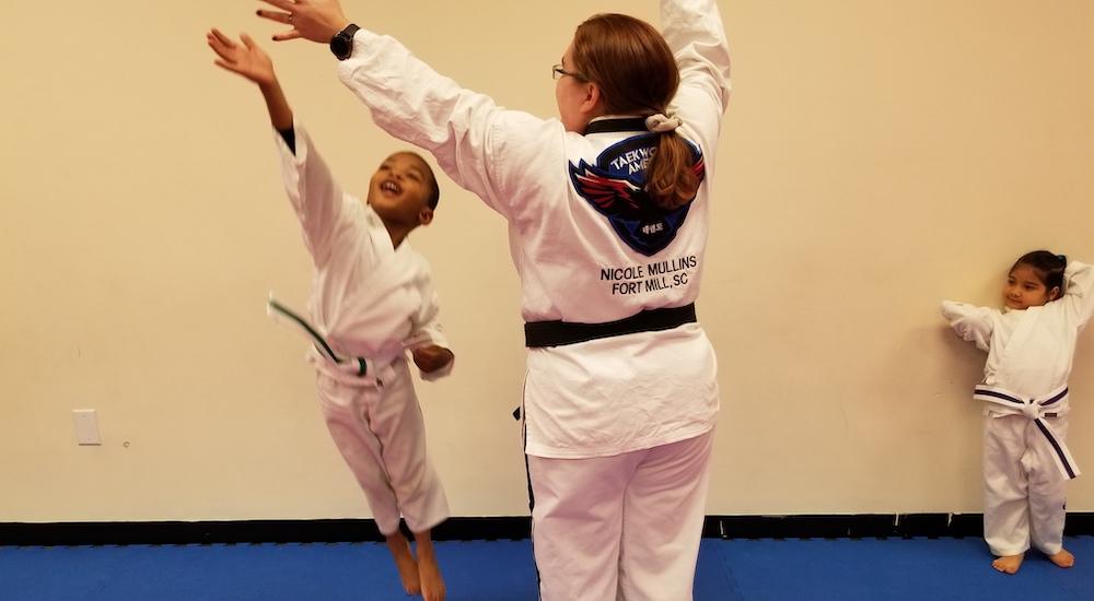 Preschool Martial Arts near Fort Mill