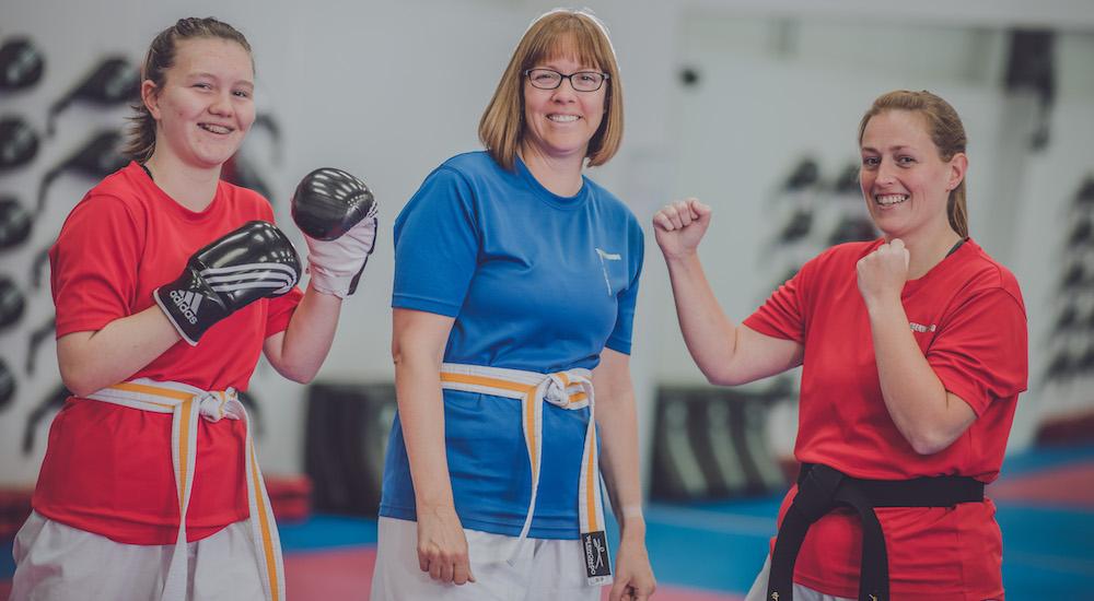 Wrexham Martial Arts - Ady Jones Taekwondo Schools - Wrexham