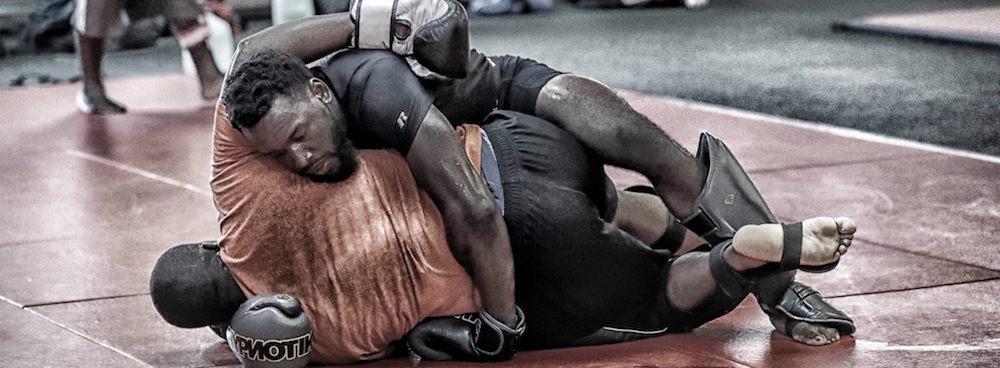 Mixed Martial Arts classes in Palm Beach Gardens