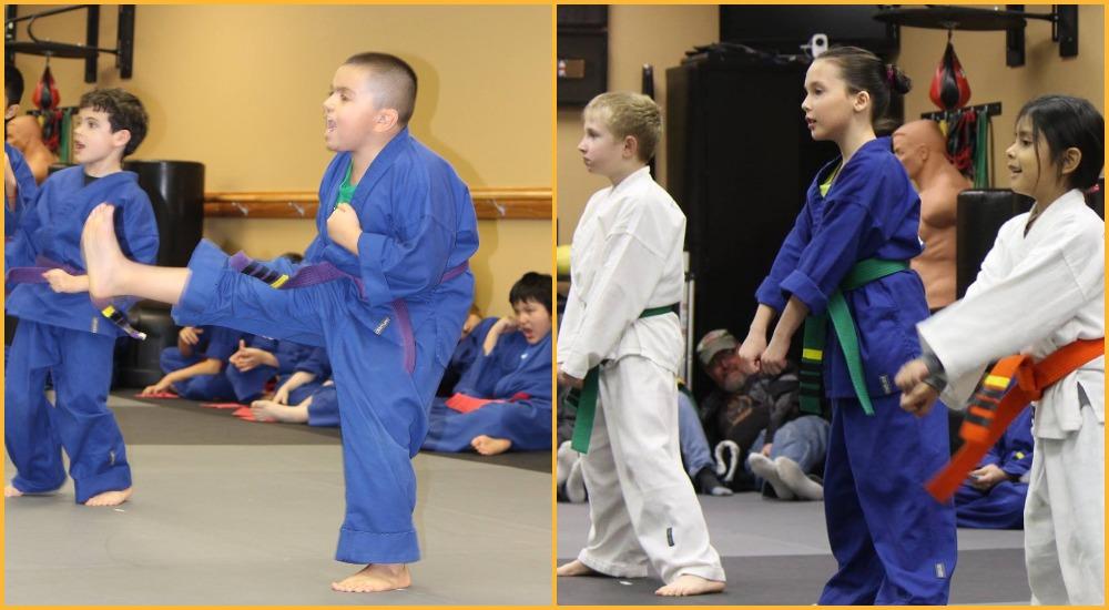 Kids Martial Arts near Madison