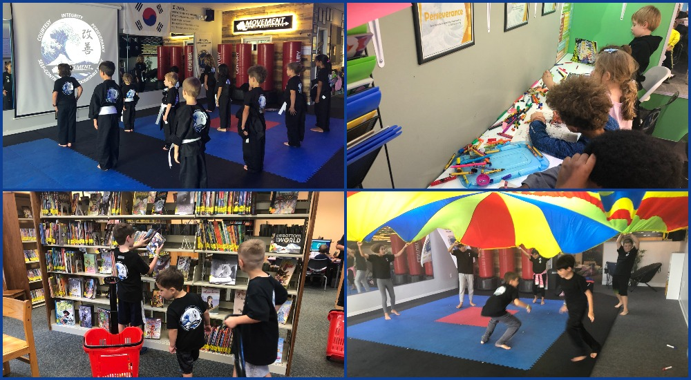 After School Martial Arts Program near Indian Trail