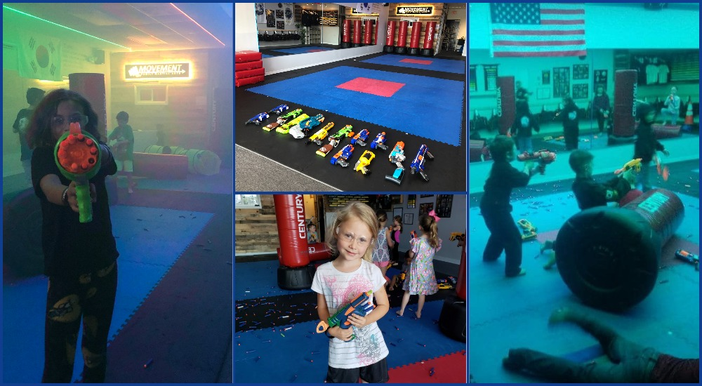Martial Arts Birthday Parties near Indian Trail