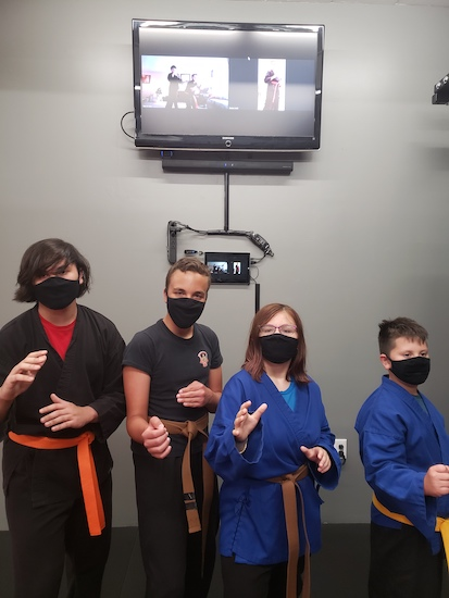 Online Martial Arts Training near Tonawanda