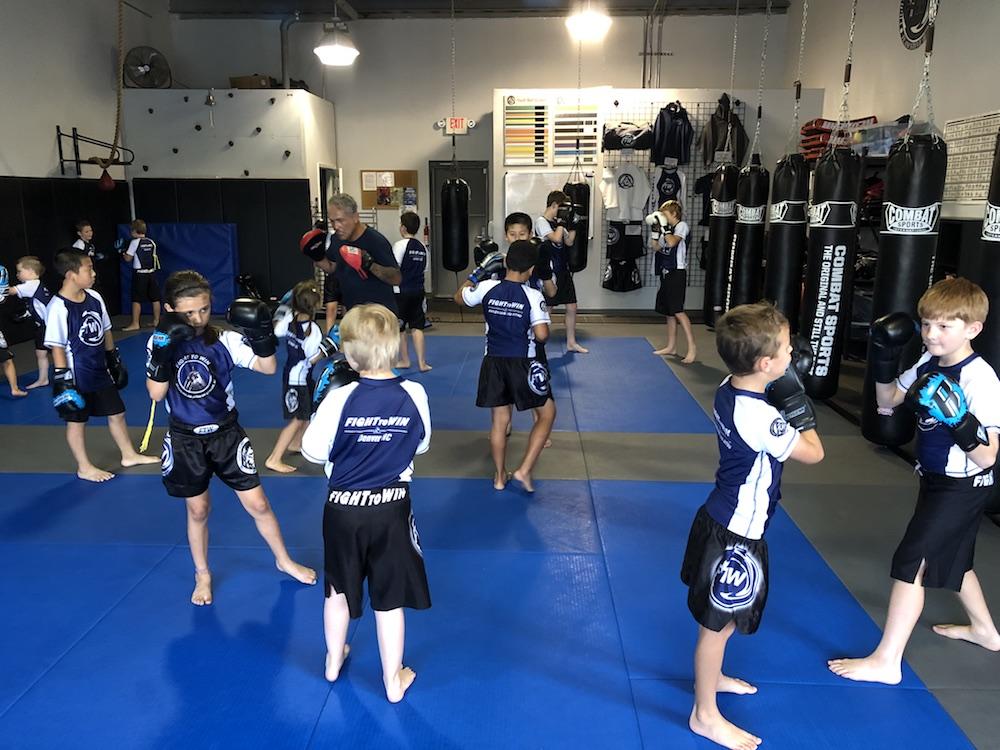 Huntersville Kickboxing