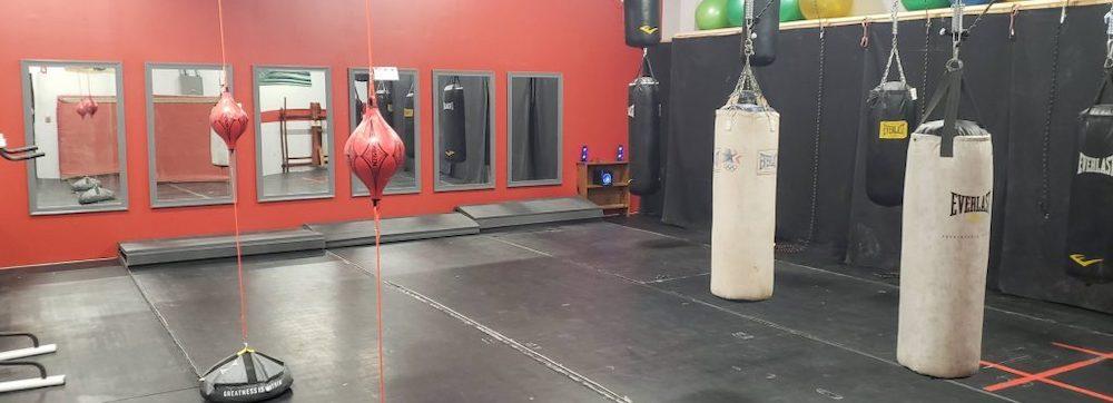 Fitness Kickboxing near South Portland