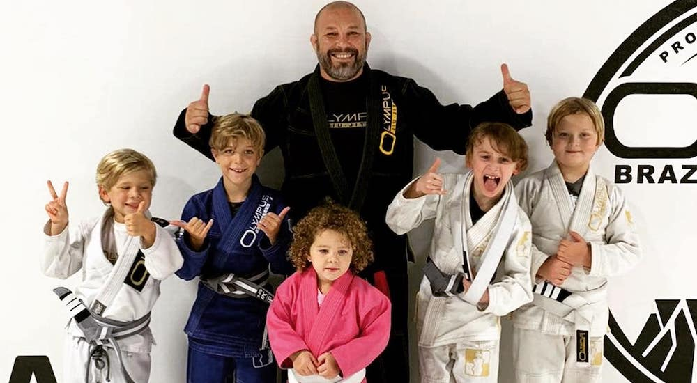 Kids Martial Arts near Lutz