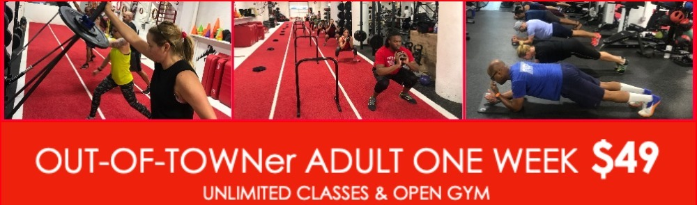 Fitness Classes near Chicago