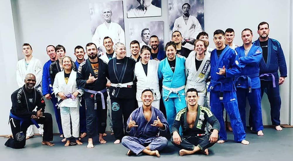 Brazilian Jiu Jitsu near Pace