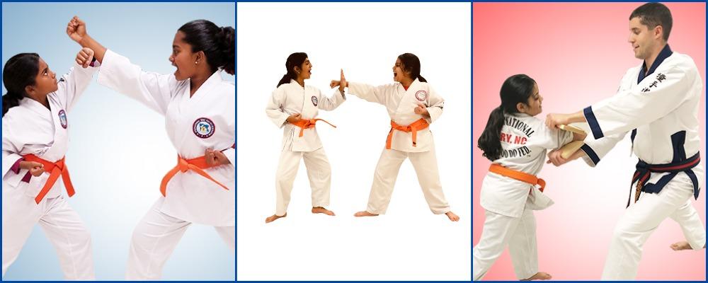 Kids Karate near Apex