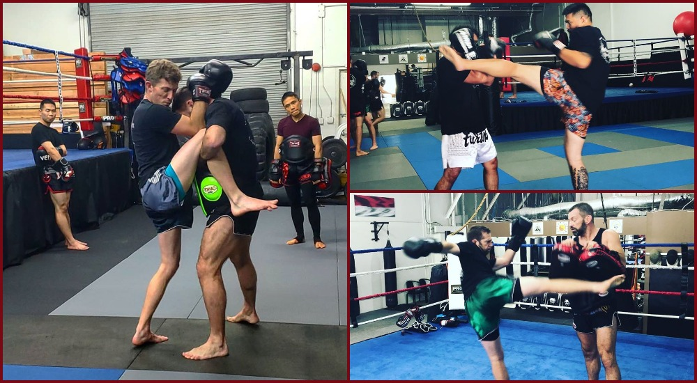 Muay Thai near Mira Mesa