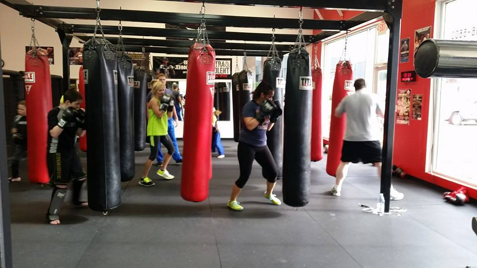 Fitness Kickboxing near North Richland Hills