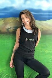 Dina Cassir in Dubai - Inspire Yoga Pilates And Fitness