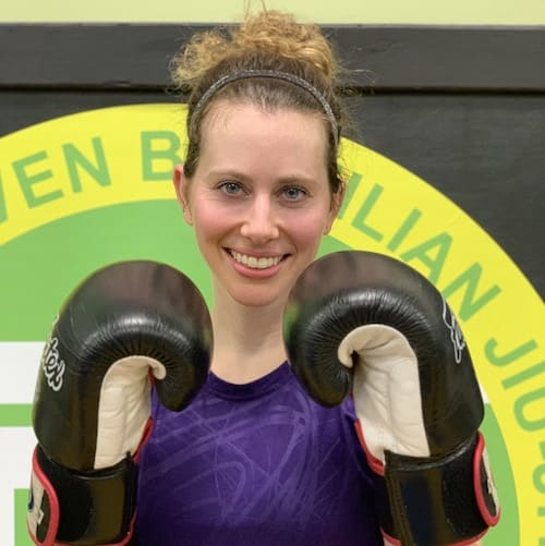 Lydia Ryan  in Pineville - Top Martial Arts And Fitness