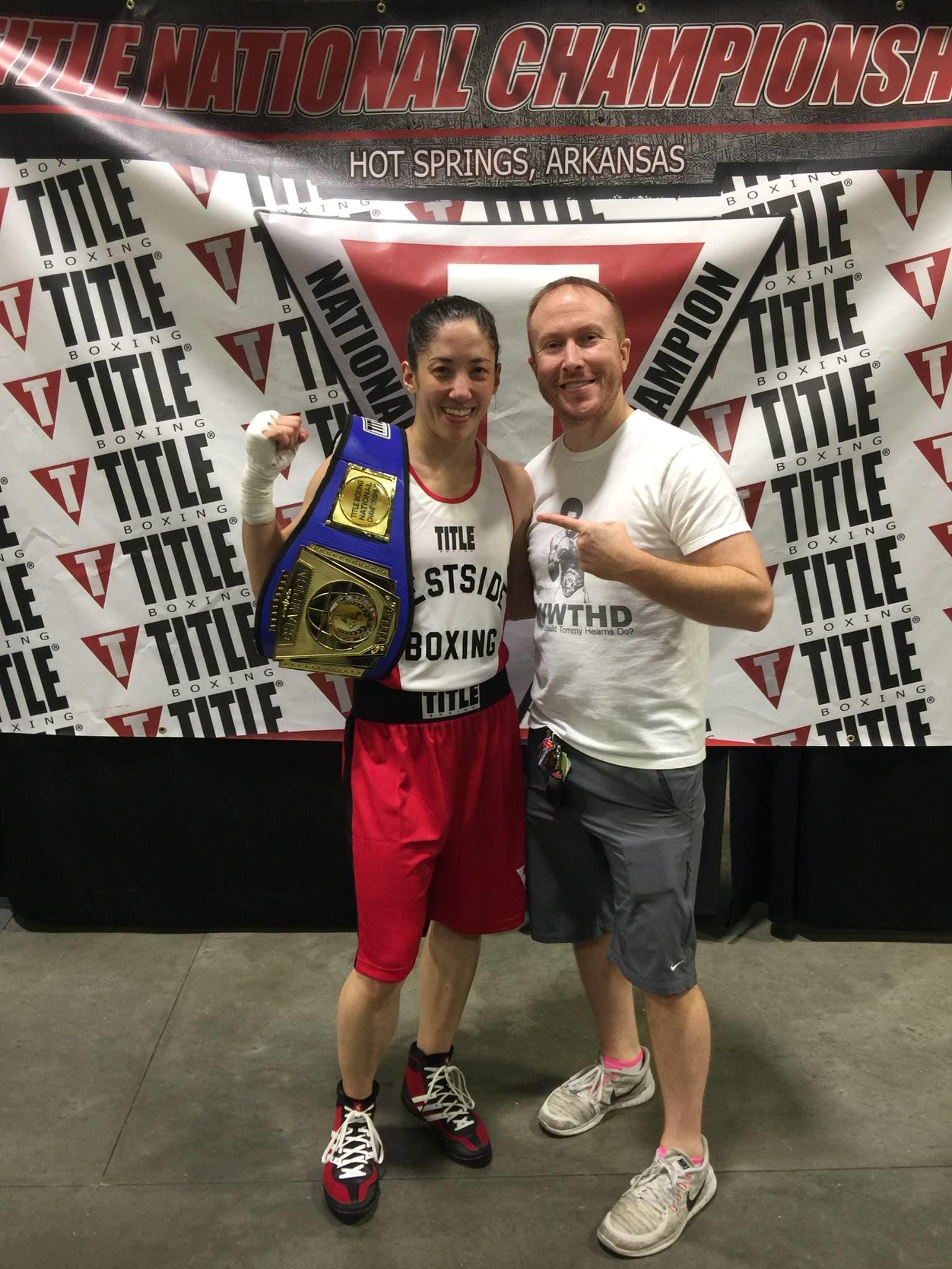 MATT HAMILTON in Little Rock - Westside MMA