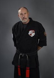 Buzz Higginbothem in Wayne - Nackord Karate System