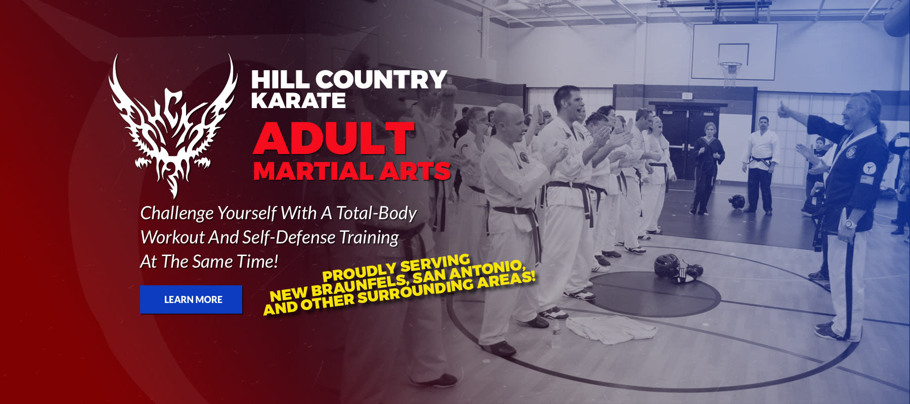 New braunfels kids martial arts hill country karate new adult martial arts in new braunfels hill country karate stopboris Image collections