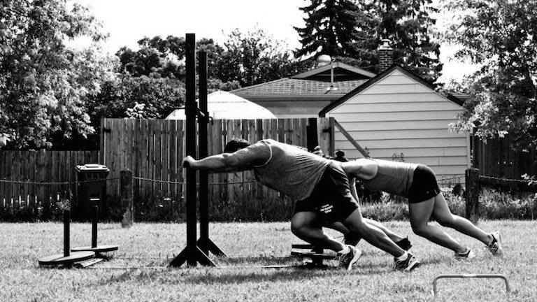 Jason Moder in Winnipeg - CrossFit Corydon