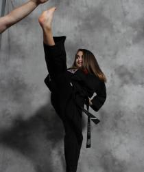 Isabella Reeves in Knoxville - P3 Martial Arts