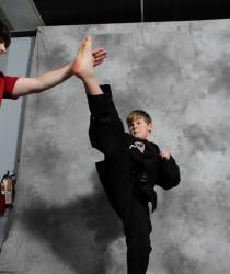 Aiden Allison in Knoxville - P3 Martial Arts