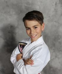 Brayden Beckman in Knoxville - P3 Martial Arts