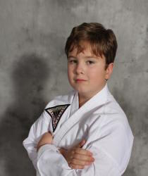 Ethan Robinson in Knoxville - P3 Martial Arts